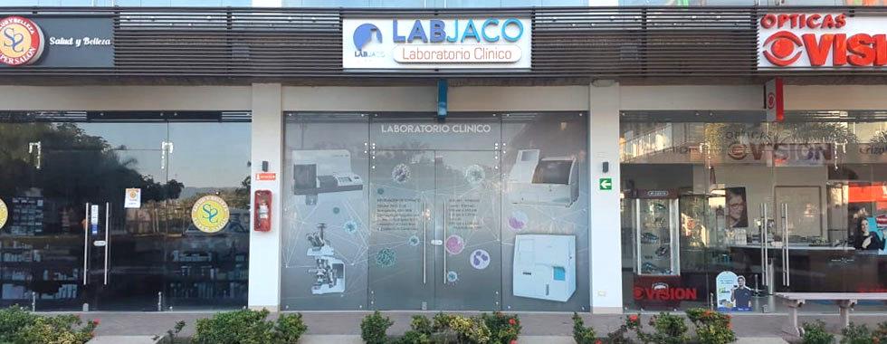 Laboratorio Jacó